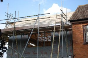 Timber Frame House Extension 2