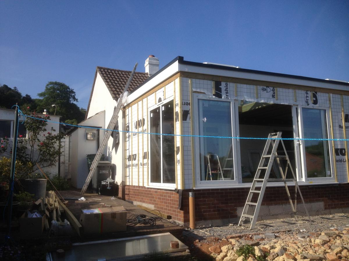 House Extension Timber Frame Extension Specialists